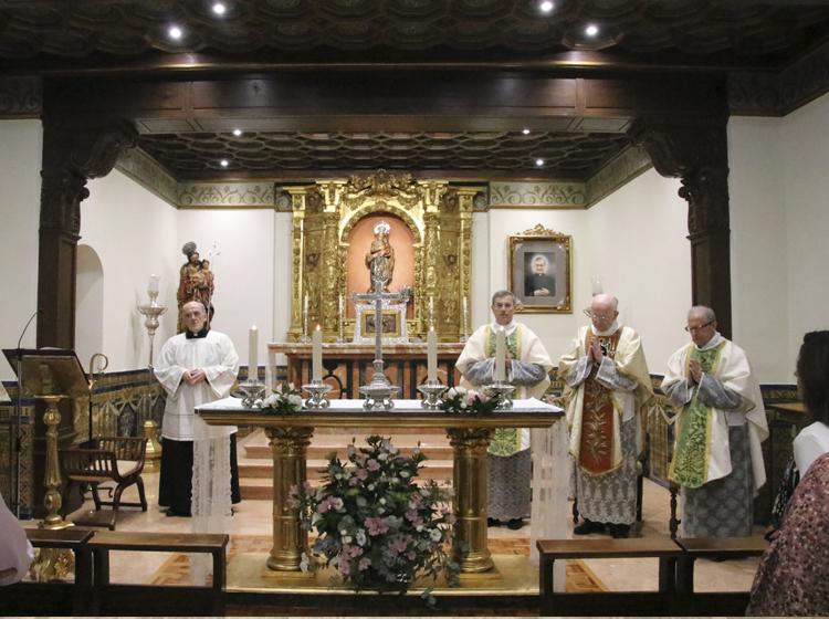 Zalima celebra el 50 aniversario de la visita de San Josemaría Escrivá