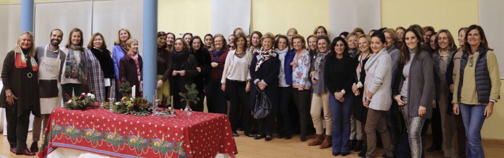 Gastronomía, Protocolo y Decoración navideña en los talleres de Zalima