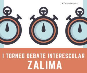 I Torneo de Debate Interescolar de Zalima