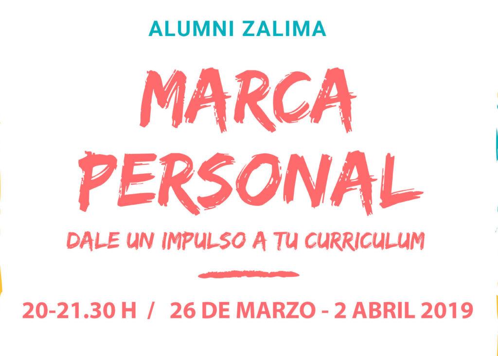 Marca Personal. Formación en imagen para Alumni