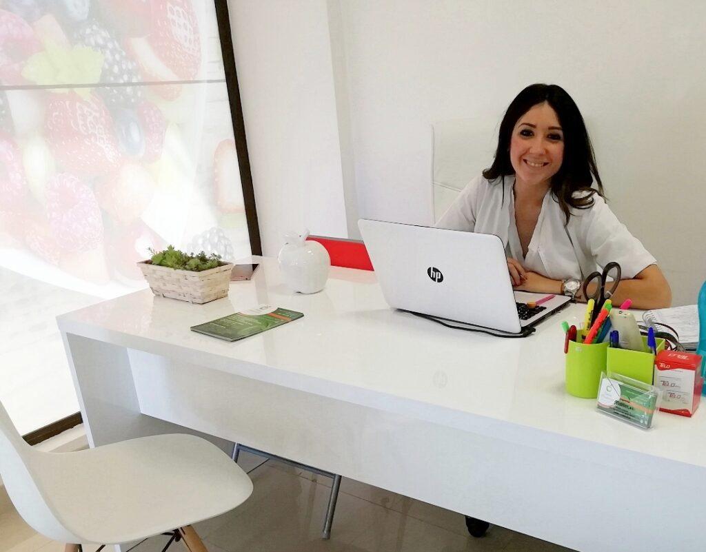 Tania Mudarra, alumni de Zalima, en #ExpoMarcaMujer