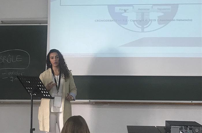 Zalima participa en el I Torneo de Debate Económico de Bachillerato