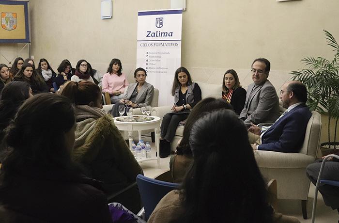 El perfil administrativo más buscado a debate en Zalima