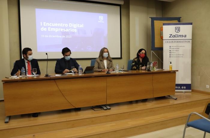 Zalima celebra el I Encuentro Digital de Empresarios