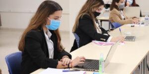 Alumnas de Zalima participan en la I Feria Virtual de Empresa Simulada SEFED