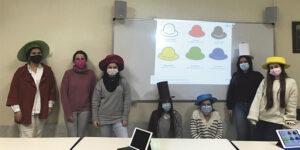 Los seis sombreros para pensar, una herramienta de comunicación y razonamiento efectiva