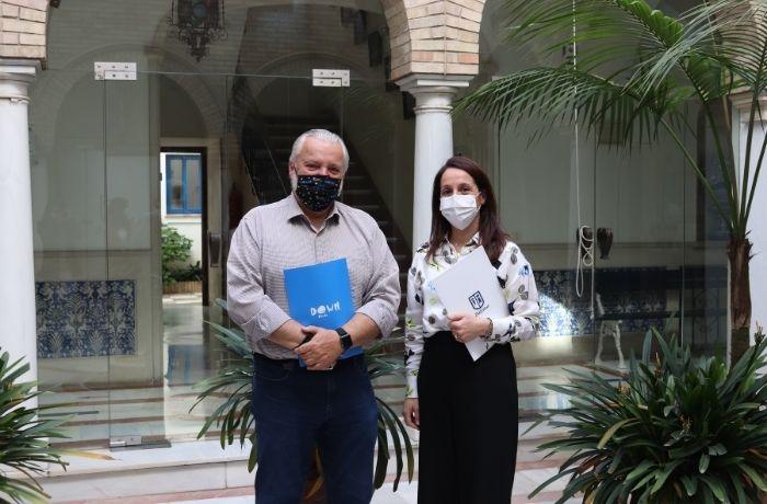 Usuarios de Down Córdoba podrán realizar sus prácticas en Zalima
