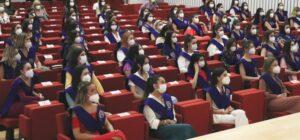 Más de cien alumnos de Formación Profesional se gradúa en el Palacio de Congresos de Córdoba