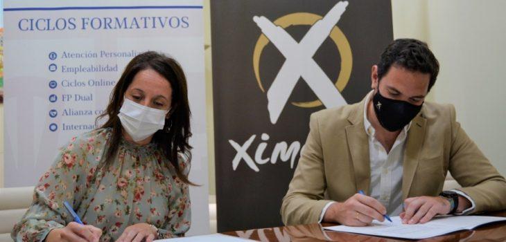 Zalima y Ximenez Group se unen para el impulso de la formación práctica en la empresa